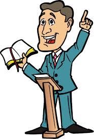 Resultado de imagem para pastor evangelico desenho