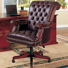 luxury leather office chair dark brown leather office chairs bedroomravishing ergo office chairs durable