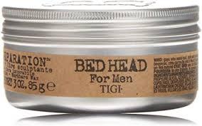 <b>Tigi Bed Head</b> B for Men Matte Separation Workable Wax 2.65 oz ...