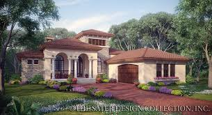 Plan of the week  One Story House Plans   Sater Design CollectionPlan of the Week  One Story House Plans