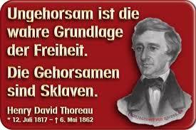 Henry David Thoreau Zitat