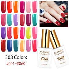 Aliexpress.com : Buy <b>RS NAIL 15ml UV</b> Color Nail Gel Polish 308 ...