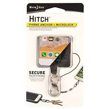<b>Nite Ize Hitch</b> Plus <b>MicroLock</b> - Universal Phone Case Anchor for ...