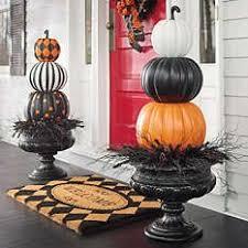 ideas outdoor halloween pinterest decorations: outdoor halloween decorations halloween yard props grandin road