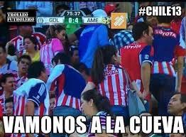 Los memes del Clásico - La Cancha del Club America via Relatably.com