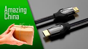 <b>Vention HDMI кабель</b> для ПК или как подключить монитор к ...