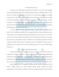 prime essay writings sample brand strategy for the supermarket indust  prime essay
