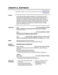 free student resume builder  college graduate resume sample    resume templates free download