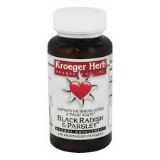 Kroeger Herbs <b>Black Radish</b> And <b>Parsley</b> I- Buy Online in Costa ...