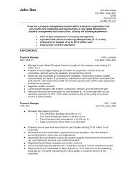 property manager sample resume quality assurance resume getessayz property manager sample resume assistant property manager resume sample assistant property manager resume sample