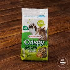 <b>Корм</b> для кроликов <b>Versele</b> - <b>Laga Crispy Muesli</b> Rabbits ~ 400 гр ...