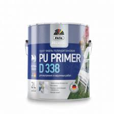 Грунт-<b>Эмаль Универсальная Dufa</b> 2л Premium PU Primer D338 ...