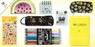 20 канцелярских товаров для школы — www.ellegirl.ru