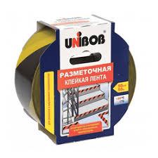 Строительный скотч <b>UNIBOB</b> — купить на Яндекс.Маркете