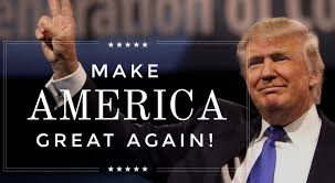 Image result for donald trump president 2016 logo
