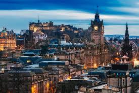 스코틀랜드 에딘버러 여행