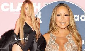 Mariah Carey shows off very svelte frame on new magazine cover ...