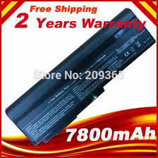 <b>7800mAH</b> Laptop <b>Battery for Asus</b> N53 N53TA A32 M50 M50s N53S ...