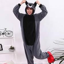 <b>Ultra low</b> prices Cosplay Costume Adult Cartoon Animal Gray ...