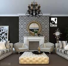Modern Classic Living Room Design American Modern Classic Interior Design Home House Decorating Ideas