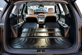 <b>Коврик багажника TUIX</b> для Hyundai Palisade (Хендай Полисад ...