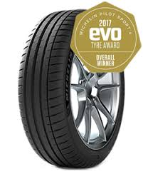 Buy <b>Michelin Pilot Sport 4</b> Car Tyres Online | Protyre