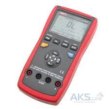 <b>Мультиметр</b> (тестер) <b>UNI</b>-<b>T</b> UTM1612 (<b>UT612</b>) измеритель RLC ...