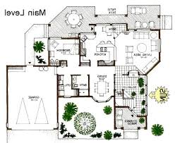 MEDITERRANEAN  Green Home Energy Efficient House PlanView Reverse Floor Plan Image