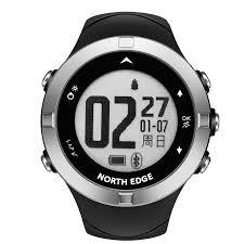 <b>NORTH EDGE</b> X-TREK2 GPS Heart Rate Monitor <b>Smart Watch</b> ...