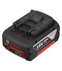 Аккумуляторная батарея <b>Bosch</b> 18 В <b>Li</b>-<b>ion</b> 5.0 Ач — купить в ...