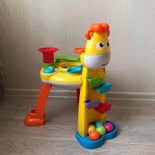 <b>Игровой набор</b> Веселый жираф <b>Bkids</b>