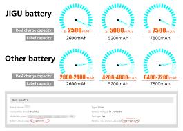 JIGU <b>Laptop Battery 0B110</b>-<b>00250100</b> A41N1308 <b>A31N1319</b> For ...