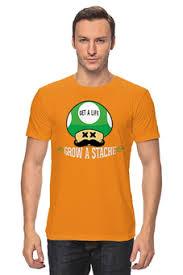 """Мужская одежда c эксклюзивными принтами """"mushroom"""" - <b>Printio</b>"""