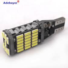 <b>1PCS Super Bright</b> T15 t10 W16W 921 45 SMD LED 4014 Car Auto ...