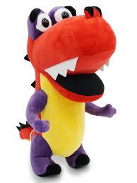 """<b>Мягкая игрушка Динозавр</b> Гриша """"Учи ру."""" большой 32см UNAKY ..."""