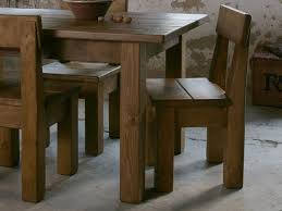 chunky dining table and chairs amazing chunky solid oak dining table and  chairs magnificent chunky solid oak dining table