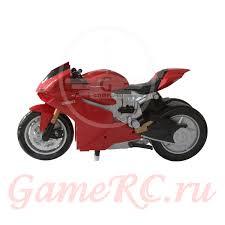 <b>Радиоуправляемый</b> мотоцикл <b>Meizhi</b> Duccati-<b>трансформер</b>
