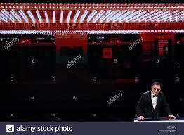 hong kong director wong kar wai reacts as he present the hong kong director wong kar wai reacts as he present the professional achievement award at the hong kong film awards presentation ceremony 13 2013