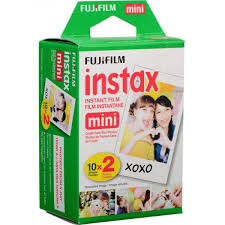 <b>Fujifilm instax</b> mini Instant <b>Color Film</b> (20 Shots) | PROCAM Photo ...