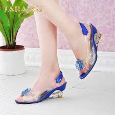 <b>SaraIris</b> large size 30 43 Fashion Summer Rhinestone Flower ...