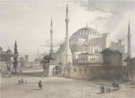「大聖堂アヤソフィア最古の写真」の画像検索結果