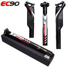 EC90 Road Bike Seat Post 3K Carbon Fiber ... - Amazon.com