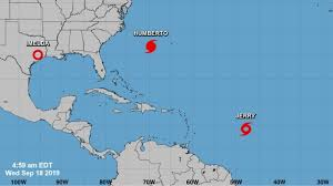 Tropical Depression 10 forms in Atlantic, expected to become ...