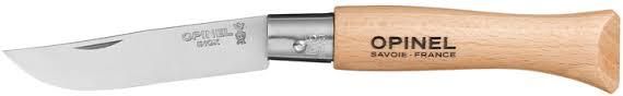 <b>Нож складной</b> Opinel Tradition, <b>клинок</b> 6 см