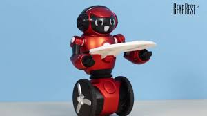 <b>WLtoys F1</b> Robot intelligent WL-F1r - YouTube