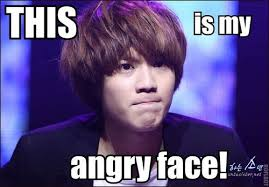 Taemin_Angry_Face