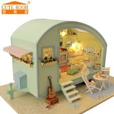 gift birthday on sale at reasonable prices buy diy doll house wooden doll houses miniature dollhouse furniture kit toys for children gift time travel doll cheap wooden dollhouse furniture