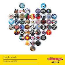 <b>Simple Minds</b> - Bonus Arena Hull