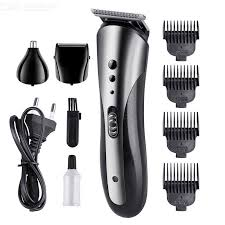 <b>Kemei</b> KM 1407 Razor Hair Clipper Nose 3 In 1 Hairdressing Tool ...