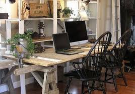 how to build a desk from wooden pallets furniture ideas diy build home office home office diy